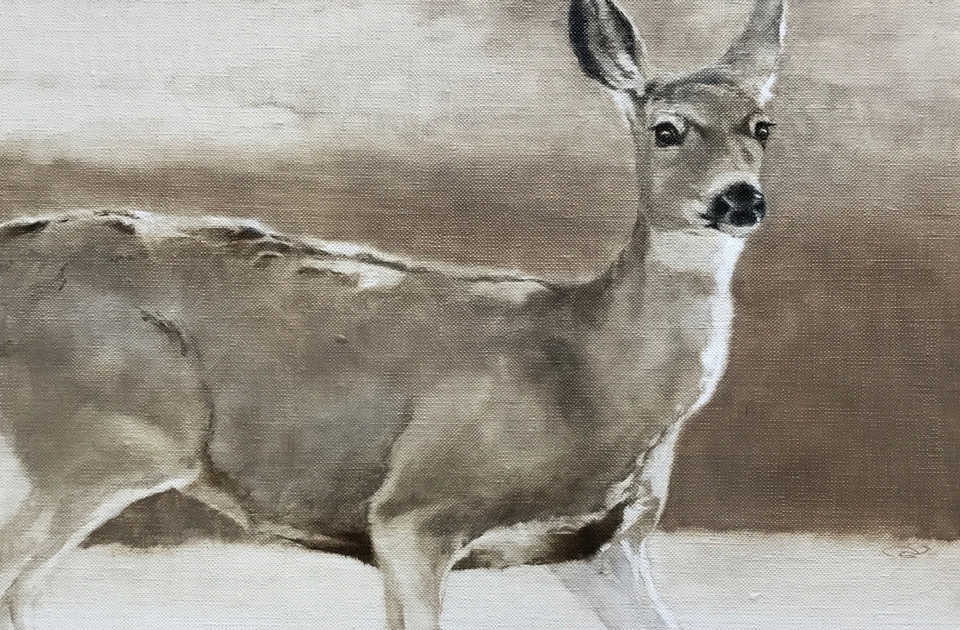 September Vhay Painter DEER RUN DAYS
